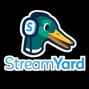 StreamYard Sponsor